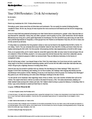Art. New York Times Asimov – Nausìca2012